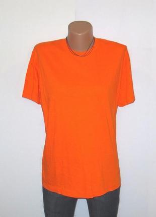 Хлопковая стильная футболка от xl размер: 58-xxl, xxxl