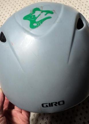 Зимний лыжный детский шлем giro