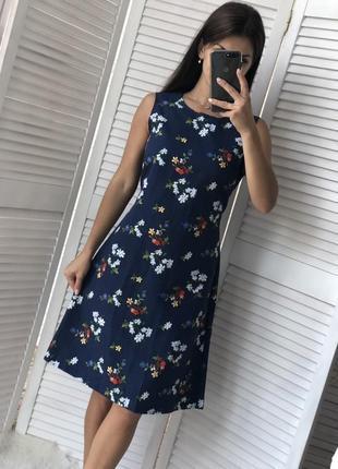 Шикарное платье размер м