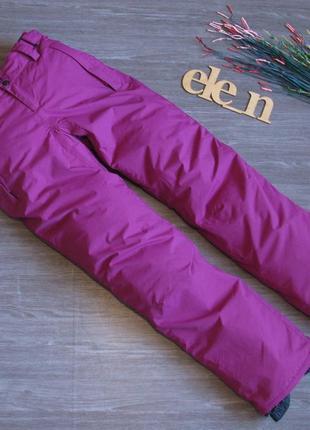 Зимние лыжные штаны brunotti  размер xs eur 34-36
