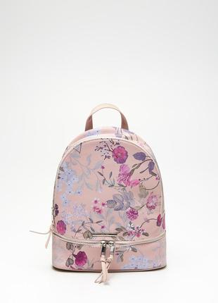 Рюкзак в цветочный принт house польша новый
