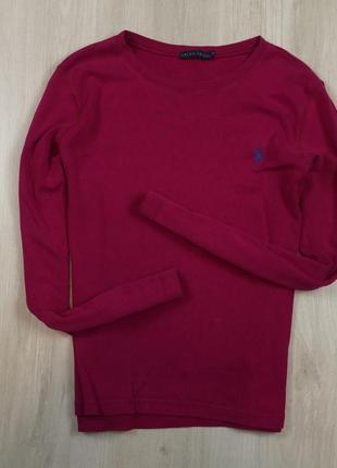 Женская кофта ralph lauren ральф лорен джемпер пуловер