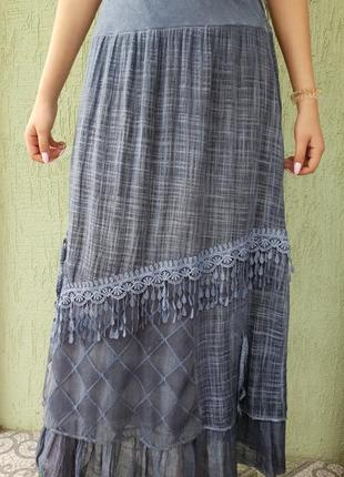 Красивая юбка италия