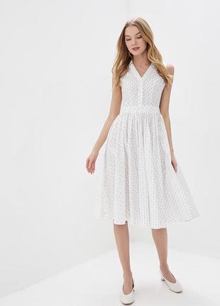 Супер легкое изысканное летнее платье tuttobene