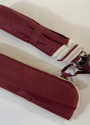 Детский школьный подростковый зонт полуавтомат  grimaldi для девочки