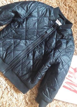 Куртка, бомпер