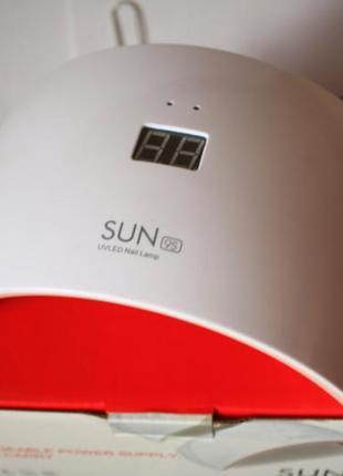 Лампа для маникюра sun 9s1 фото