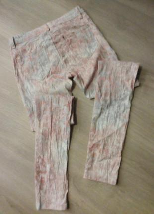 Брендовые брюки принт6 фото