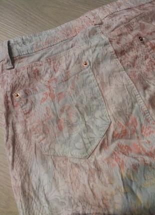 Брендовые брюки принт3 фото