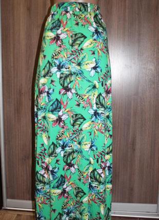 Трикотажная юбка с карманами tu в состоянии новой 3xl