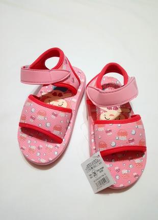 Розовые сандалии gioseppo kids