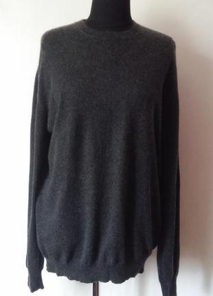 Кашемировый свитер 100% кашемир