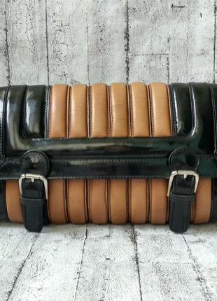 Стильная винтажная сумка fellini