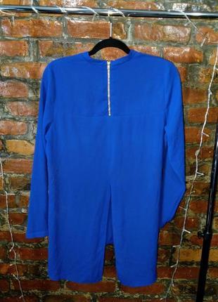 Блуза кофточка с разрезом на спинке primark