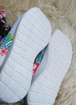 ♠️ летние кроссовки на шнуровке ♠️8 фото