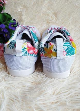 ♠️ летние кроссовки на шнуровке ♠️4 фото
