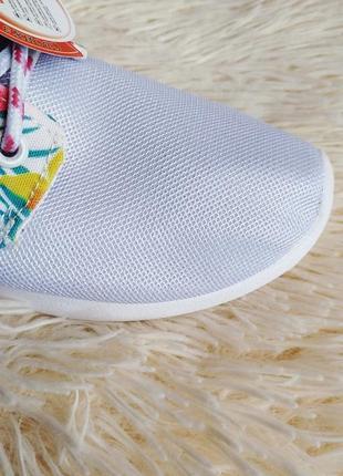 ♠️ летние кроссовки на шнуровке ♠️5 фото