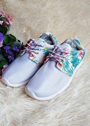 ♠️ летние кроссовки на шнуровке ♠️2 фото