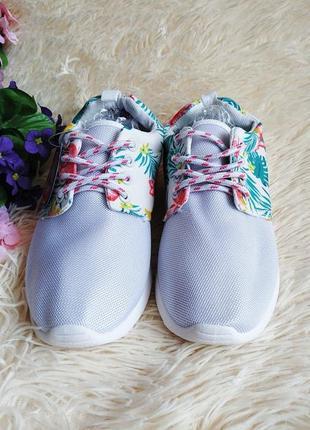 ♠️ летние кроссовки на шнуровке ♠️3 фото