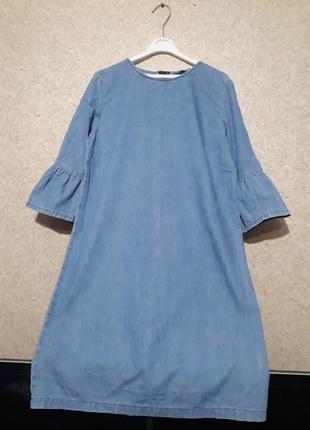 Джинсовое платье от dorothy perkins