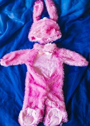 Детский комбинезон зайчик, зайка, одежда для грудничков, малыш