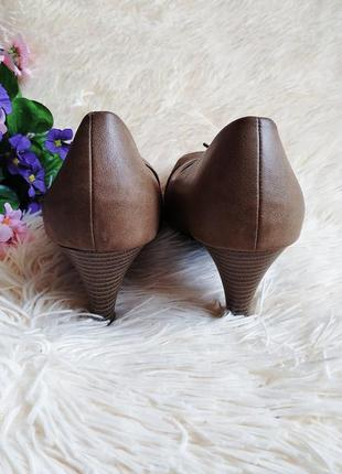 ♠️ туфли с бантиком ♠️4 фото