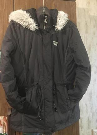 Куртка-парка adidas