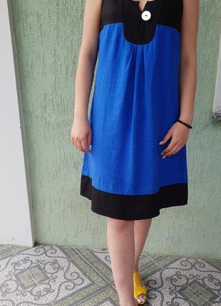 Красивое платье-туника papaya