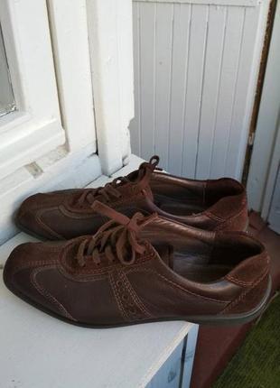 Женские кожаные кроссовки, туфли, босоножки