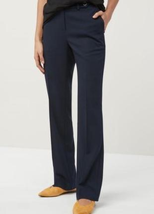 Стильные офисные брюки next большой размер новые
