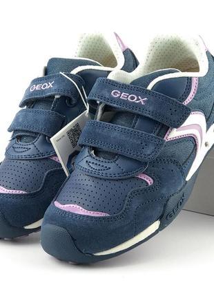 Кросовки на девочку geox (италия)