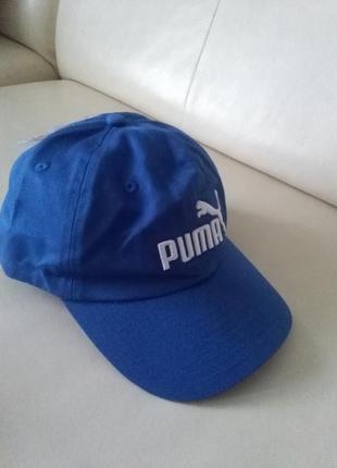 Бейсболка кепка оригинал фирмы puma