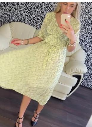 Очень легкое и красивое  платье2 фото
