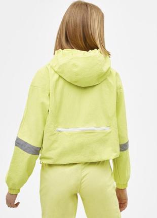Куртка ветровка bershka3 фото