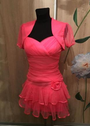 Брендове плаття жіноче сукня d.f.l. defile lux collection s [туреччина] (платье женское)