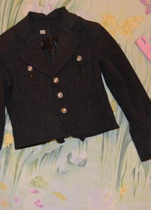 Школьный пиджак первокласснице