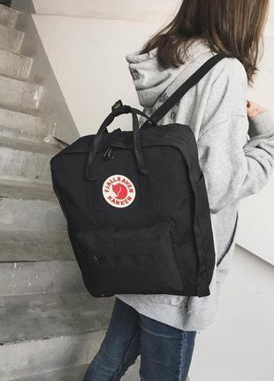 Стильный рюкзак fjallraven kanken classic, портфель канкен