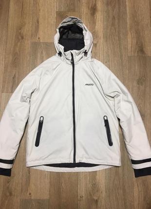 Musto primaloft jacket yachting яхтинг куртка оригинал