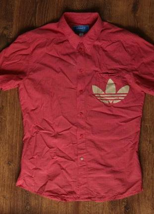 Мужская рубашка adidas originals shirt