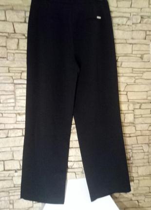 Крутые широкие брюки4 фото