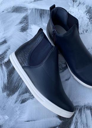 Демисезонные ботинки/ сапожки