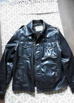 Pu кожа куртка levi's оригинал
