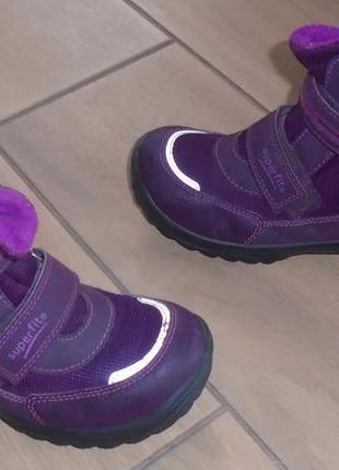Superfit ботинки термо зимние 33 р