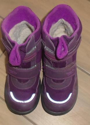 Superfit ботинки термо зимние 33 р2 фото