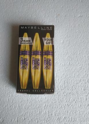 The colossal big shot maybelline