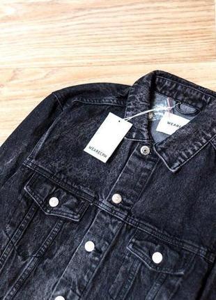 Мужская джинсовая куртка wearecph