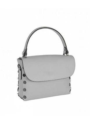 Женская кожаная сумка vera pelle s0683