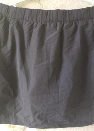 Теннисная юбка-шорты crivit sports, l размер