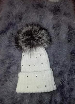Классная шапка деми