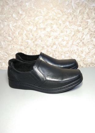 Очень удобные туфли - натуральная кожа!